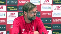 Jurgen Klopp urges Liverpool side to 'fight with every fibre' for EPL title