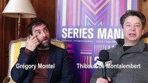 Séries Mania 2019 :  la fin de 10 pour cent en saison 4, Family Business en juin . Les acteurs nous disent tout