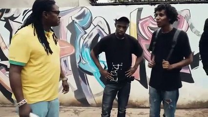 RENDEZ - VOUS à BRAZZAVILLE avec Didier Awadi