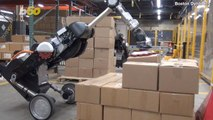 Boston Dynamics' Newest Robot Looks Like 'Big Bird' and Could Put Warehouse Workers Out of a Job