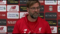 We have belief and so do City - Klopp