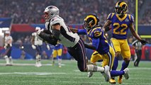 Top three moments of Rob Gronkowski's career