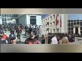RTV Ora - Opozita 5 orë protestë para Parlamentit dhe Drejtorisë së Policisë - 21 mars 2019