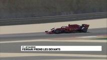 F1 - GP Bahrein - Le résumé des essais libres 1