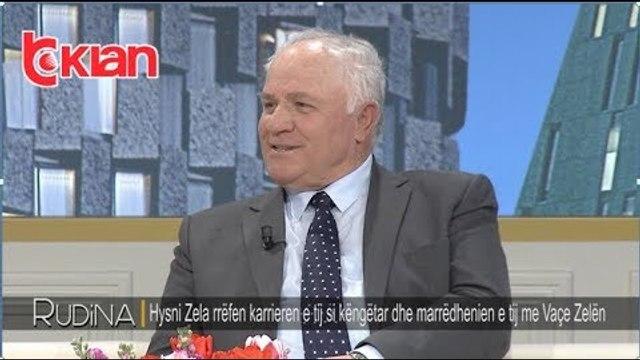 Rudina - Hysni Zela rrefen marredhenien me motren e tij, Vace Zela! (22 mars 2019)