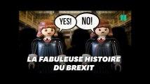 Le Brexit, une histoire sans fin