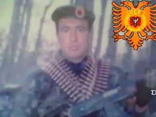 "Jeton Fetiu - Deshmorit Izahir Troni  ""Zaha"""
