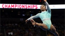 Simone Biles Discusses Her Depression After Sexual Abuse