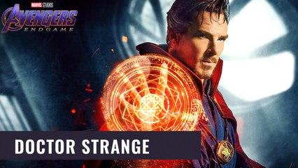 Avengers 4 Endgame Countdown: Doctor Strange