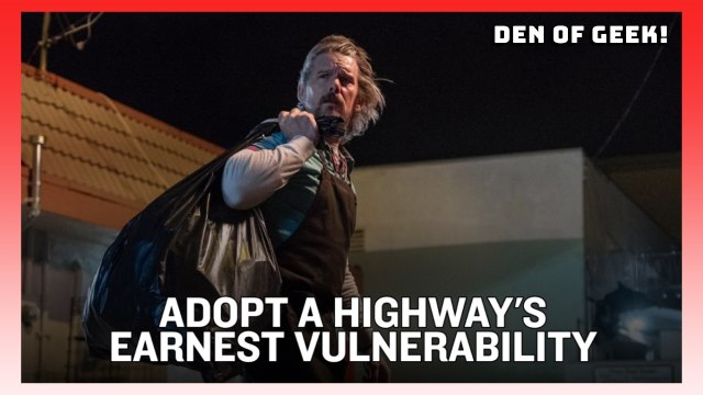 Logan Marshall-Green On The Earnest Vulnerability of Adopt A Highway