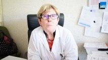 Docteur Elisabeth AMAT / Responsable de l'Etablissement Français du sang de Périgueux pour la Nouvelle Aquitaine