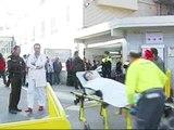 14 heridos siguen muy graves tras la explosión de gas en Gavà