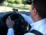 Las distracciones al volante, primera causa de accidente