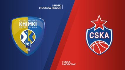 EuroLeague 2018-19 Highlights Regular Season Round 29 video: Khimki 72-80 CSKA