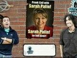 Palin, engañada por un falso Sarkozy