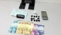 Traficantes que vendiam drogas 'no cheque e no cartão' são detidos pelo GDE