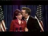 Sarah Palin y su doble en 'Saturday Night Live'