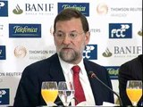 """Mariano Rajoy: """"Quiero hablar en serio, no ir a hacerme la foto"""""""