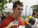 """Ivan, hijo del militar asesinado: """"ETA no se va a salir con la suya nunca, nunca jamás"""""""