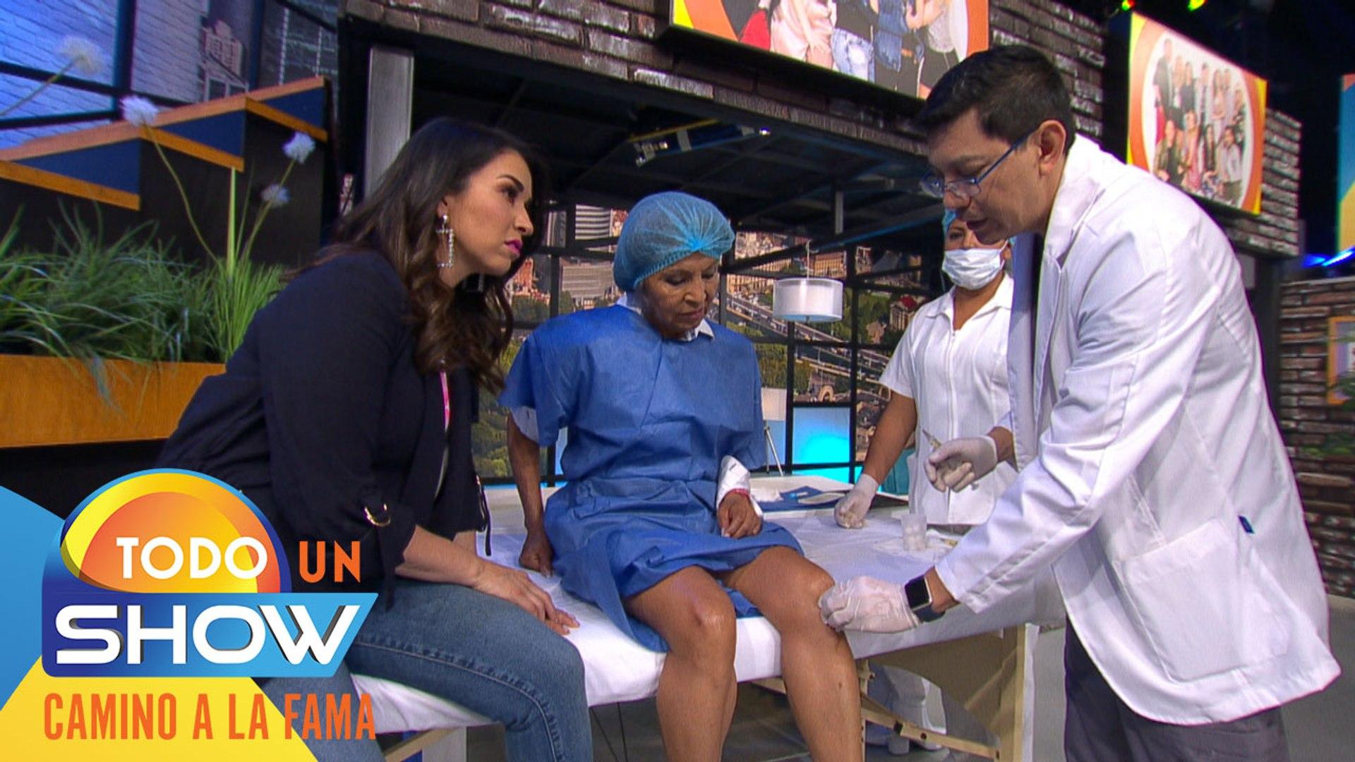 Todo Un Show   ¡Si sufres de dolor en la rodilla este método puede ser el indicado para ti!