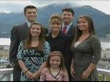Palin revela el embarazo de su hija de 17 años