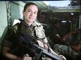 20 años de la mujer en las Fuerzas Armadas