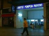 Aparece muerto a cuchilladas el encargado de un parking público en Barcelona