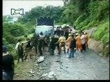 23 personas mueren al caer un autobús por un precipicio en Colombia