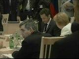 Los líderes del G-8 acuerdan reducir a la mitad las emisiones de CO2