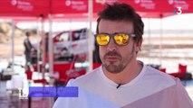 Dakar : Fernando Alonso, l'appel du désert