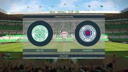Celtic vs. Rangers - Scottish Premiership 2018-19 - CPU Prediction - The Koalition