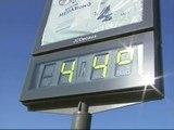 Alerta amarilla por calor en Sevilla y Córdoba