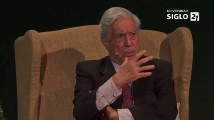 Vargas Llosa en Córdoba: problemas y oportunidades del desarrollo de las sociedades en el Siglo 21 (2)
