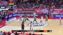 Olympiacos Piraeus - Zalgiris Kaunas Highlights |EuroLeague RS Round 29