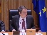"""Zapatero asegura que cumplirá su proyecto político """"con autonomía"""""""