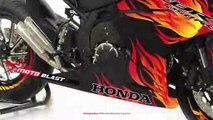 2019 Honda CBR250RR Fire Eagle New Version | Honda CBR250RR Custom | Mich Motorcycle