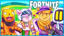 THE WIZARD OF OZ CHALLENGE in Fortnite: Battle Royale! | Fortnite Funny Moments & Fails