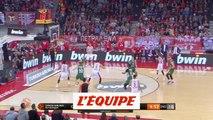 Le Zalgiris l'emporte chez le Panathinaïkos - Basket - Euroligue