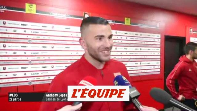 Lopes sur l'avenir de Genesio «On n'est pas au courant» - Foot - L1 - Lyon