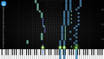 [Piano Solo]The King's Speech (from The King's Speech)-Synthesia Piano Tutorial