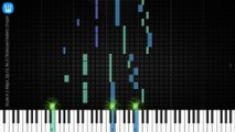 [Piano Solo]Etude in E Major, Op.10, No.3 (Tristesse)-Synthesia Piano Tutorial
