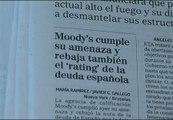 Moody's arremete contra diez comunidades autónomas