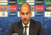 """Guardiola: """"Hemos hecho una exhibición, hemos jugado al fútbol de una manera estrepitosa"""""""