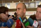 """Borja Valero: """"La gente puede hablar y decir lo que quiera, que nosotros vamos a seguir confiando hasta el final en nosotros mismos"""""""