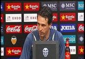 """Emery: """"Es una frustración no ganar al Real Madrid y Barcelona"""""""