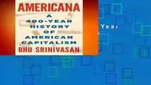 Americana: A 400-Year History of American Capitalism  Review