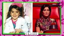 Stars enfants Avant et Après , Laquelle de ces 13 photos de stars enfants est la plus surprenante ?