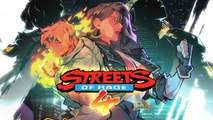 Streets of Rage 4 - Teaser Trailer Gameplay