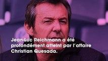 Jean-Luc Reichmann : bouleversé, il se confie davantage sur l'affaire Christian Quesada
