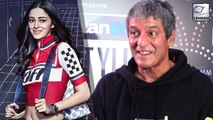 Chunky Pandey Is Excited For Ananya Pandey Debut Film Student of the Year 2